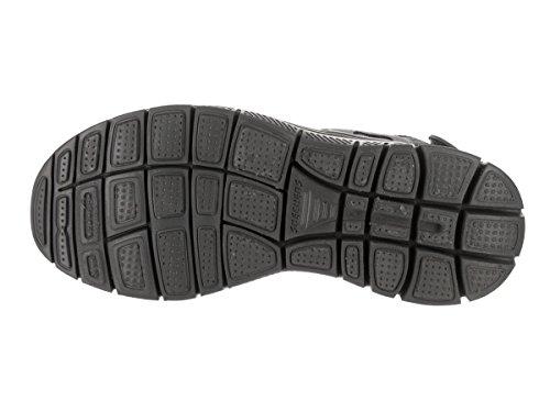 Navy Advantage Sandali Cinturino Uomo Caviglia 0 charcoal 1 upwell Alla Con Flex Skechers PO5FCqw
