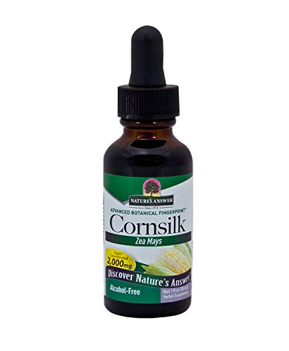 Nature's Answer Alcohol-Free Cornsilk, 1-Fluid Ounce For Sale