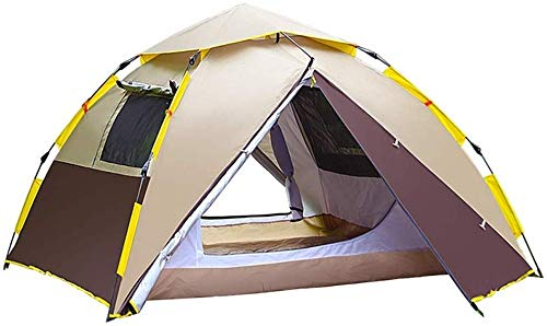 LFDHSF Dome 3-4 Person Backpacking Tent, Camping Tent Waterproof Easy Setup for Family in Traveling Beach Camping and…