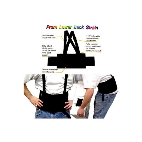 3X Back Support Belt 3XL XXXL 3-XL - Amazon.com