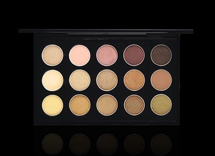 MAC Palette Eyeshadow x15 Warm Neutral