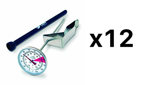 Proaccurate Insta Read Beverage - CDN IRTL220 ProAccurate Insta-Read Thermometer - 12 / CS