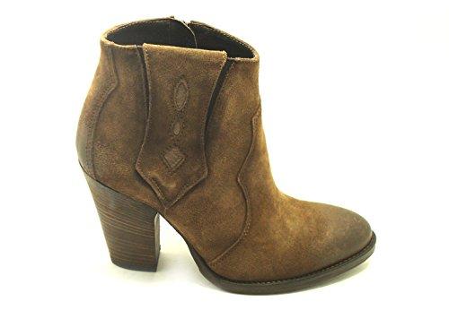 CafèNoir, Damen Stiefel & Stiefeletten  braun braun calzatura