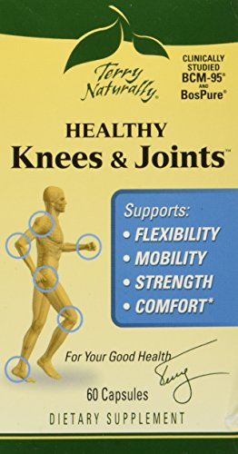 Terry Naturally Europharma Healthy Knees and Joints - 60 Capsules by Terry Naturally