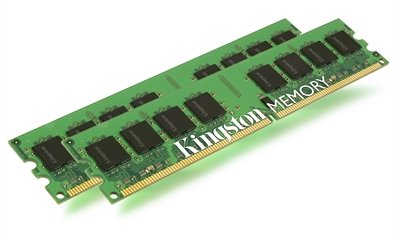 Kingston Mem Hppaq 4gb Kit - Equivalent To Oem Part 408853-b21, Ev283aa (2pcs)