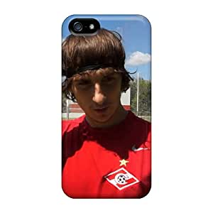 Premium [Uao17432auyn]spartak Striker Pavel Yakovlev Case For Iphone 5/5s- Eco-friendly Packaging
