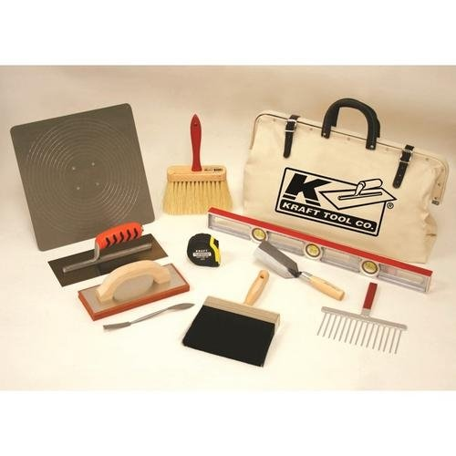 Kraft Tool Company PL700AK, Plaster Apprentice Kit