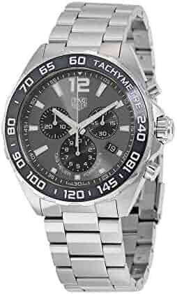 Tag Heuer Formula 1 Chronograph Anthracite Dial Mens Watch CAZ1011.BA0842