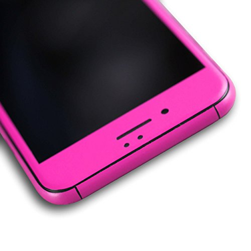 AppSkins Rückseite iPhone 7 Full Cover - Color Edition pink