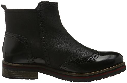 25469 1 Oliver Black Ankle Women's Boots s Black 6v1qnTxCw