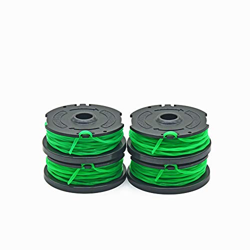 Garden NINJA Trimmer Spool for Hyper Tough, Compatible with Hyper Tough  40VMax String Trimmer, 4 Pack