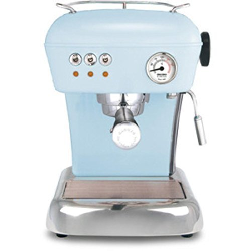 Ascaso Dream UP V2 Espresso Machine - Kid Blue by Ascaso: Amazon ...