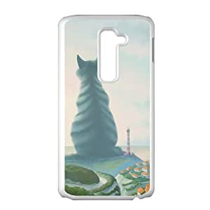Creative Big Cat Hot Seller High Quality Case Cove For LG G2
