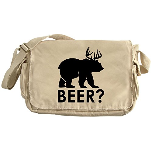 truly-teague-khaki-messenger-bag-deer-plus-bear-equals-beer