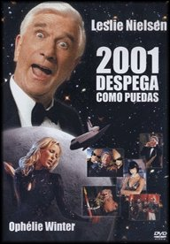 00123 2001 Despega Como Puedas (2001)2001 A Space Travesty (Region 2 - Import) (No Us Format)