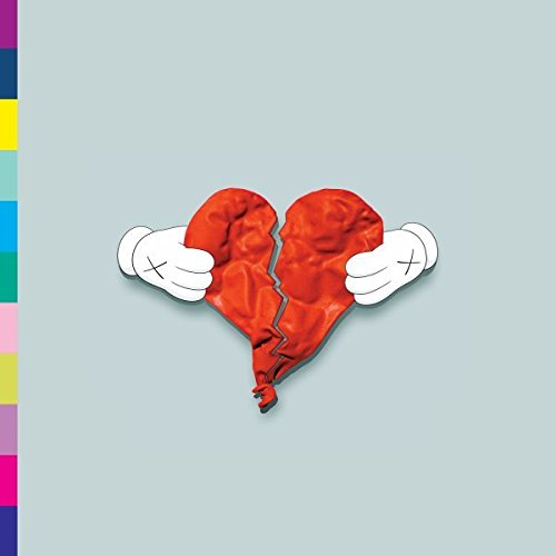 808s & Heartbreak [2 LP and 1 CD] [Vinyl] by VINYL
