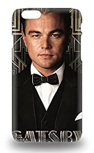Iphone 6 3D PC Case Bumper Tpu Skin Cover For Hollywood Jay Gatsby Jay Gatsby The Great Gatsby Drama Romance Accessories ( Custom Picture iPhone 6, iPhone 6 PLUS, iPhone 5, iPhone 5S, iPhone 5C, iPhone 4, iPhone 4S,Galaxy S6,Galaxy S5,Galaxy S4,Galaxy S3,Note 3,iPad Mini-Mini 2,iPad Air )