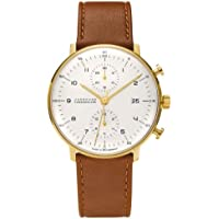 Junghans Max Bill Chronograph Automatic Silver Dial Men's Watch