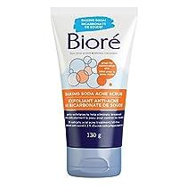 BIORE Baking soda acne scrub 130 Grams