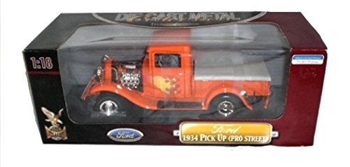 Ford 1934 Pick Up Truck Diecast Yat Ming 1:18 scale Pro Street