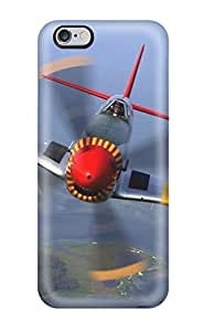 Fashionable Style Case Cover Skin For Iphone 6 Plus- Aircraft Military Man Made Military wangjiang maoyi
