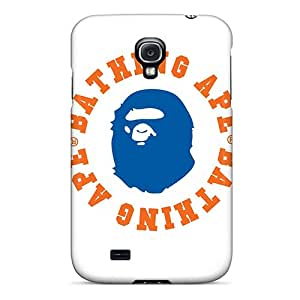 Shockproof Hard Cell-phone Cases For Samsung Galaxy S4 With Unique Design Attractive Bape Skin MarcClements