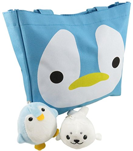 Animal Tote Bag - Cute Penguin Tote Bag