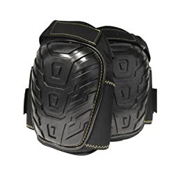 SAS Safety 7105 Deluxe Gel Knee Pads