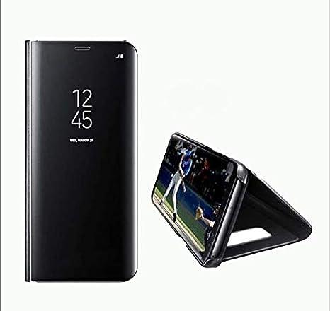 the latest 87641 9201f Vibhar Premium Mirror Flip Cover for Redmi Note 5 Pro: Amazon.in ...