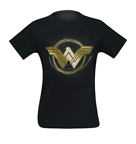 Lasso Logo -- Wonder Woman Movie Adult T-Shirt,