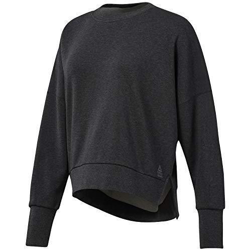 Femme Reebok Molleton Sweatshirt En Crossfit® Noir 1qP0wPtSr