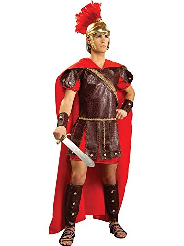 Womens Costume Soldier Roman (Deluxe Roman Soldier Adult Costume -)
