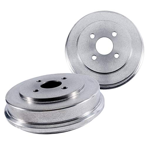 (Detroit Axle - REAR Brake Drum for Chevrolet Prizm Geo Prizm Toyota Corolla)