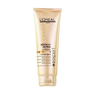 L'Oreal Absolut Repair Cellular Lactic Acid Cleansing Balm for Unisex, 8.45 Ounce brought to you by L'Oreal Paris