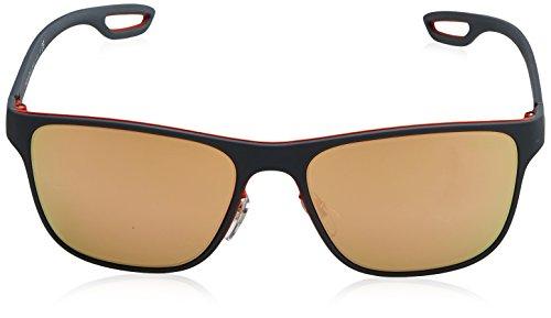 Gafas Orange 56 Lj Prada de Silver Rubber Rossa para Sol Linea Grey Hombre U7wzUxTI