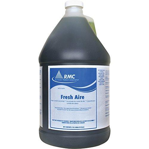 Rochester Midland 12015627 Deodorant Concentrate, Liquid Neutralizer, 1Gallon, Green