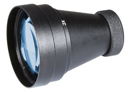 Armasight 3x A-Focal Lens Kit (Spark, Sirius, Nyx-7): Lens #22 with Adapter #23