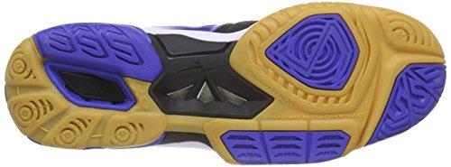Mizuno Wave Stealth 3 - Zapatillas de baloncesto Hombre Azul (dazzling blue/white/blue)