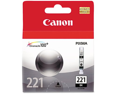 Canon PIXMA MP550 Black Ink Cartridge (OEM) 420 Pages