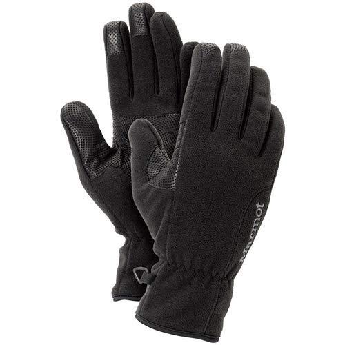Marmot Women's Windstopper Glove, Black, Small