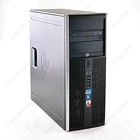 Amazon.com: HP Compaq 8200 Elite Minitower PC - Intel Core i5-2400 3.1GHz 8GB 250GB DVDRW Windows 10 Professional (Certified Refurbished): Computers & ...