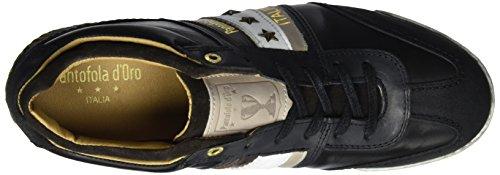 Pantofola d'Oro Imola Adesione Uomo Low - Zapatillas Hombre Schwarz (.25Y)