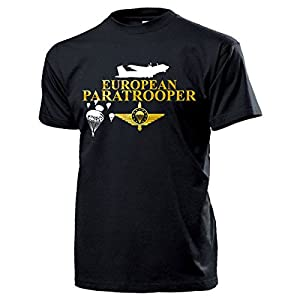 European Paratrooper Europäischer Militär- Fallschirmsprungverband EMFV...