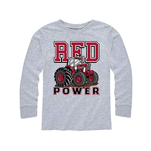 Country Casuals IH Redpower - Toddler Long Sleeve Tee