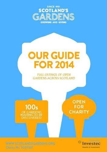 Download Scotland's Gardens Guidebook 2014 ebook