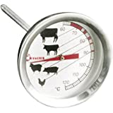 Metaltex 298046080 Termometro per cucinare in acciaio