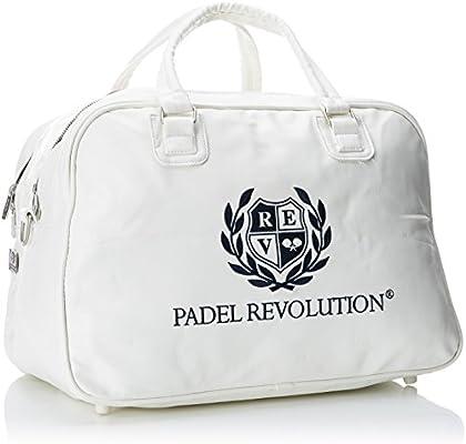Padel/Sport Revolution, Maleta Padel Blanca, Blanco: Amazon.es ...