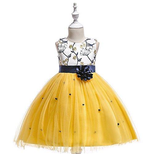 Teenages Girls Ball Gowns Flower Girl Dress Kids