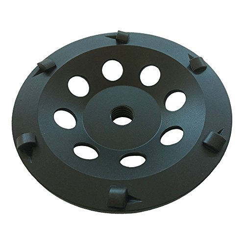 PCD Grinding Wheel for Removing Epoxy, Glue, Mastic, and Paint 5