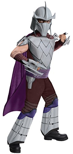 Teenage Mutant Ninja Turtles Deluxe Shredder Costume, -